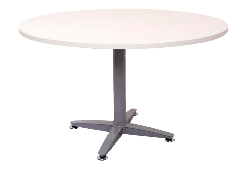 4 Star Base Round Meeting Table